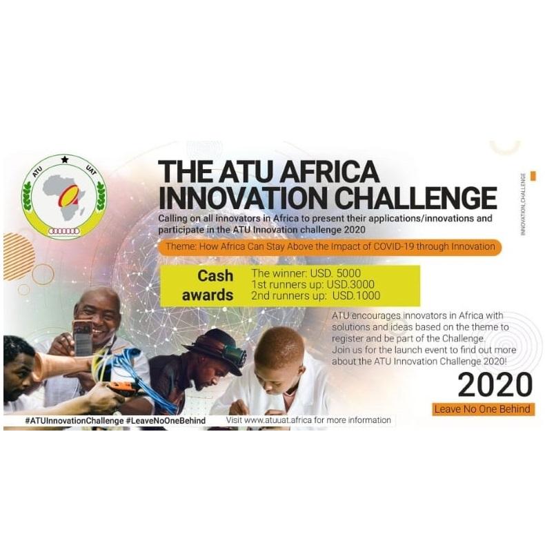 فرصة للمبتكرين للمشاركة في تحدي الابتكار بأفريقيا 2020